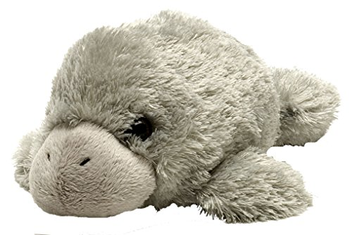 Wild Republic Hug Ems Manatee Plush Toy