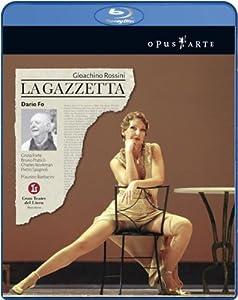 Rossini La Gazzetta Blu-rayregion Free by OPUS ARTE
