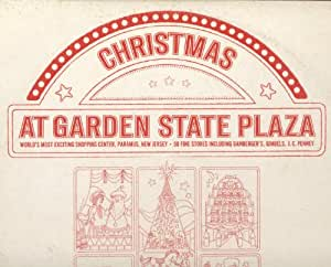 Christmas At Garden State Plaza Paramus New Jersey