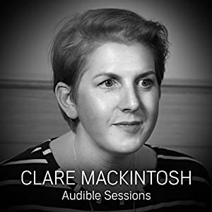 FREE: Audible Interview with Clare Mackintosh Speech
