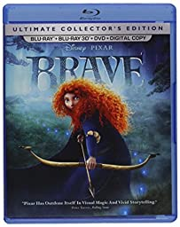 Brave (Five-Disc Ultimate Collector\'s Edition: Blu-ray 3D / Blu-ray / DVD + Digital Copy)