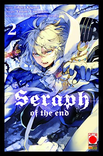 Seraph Of The End 2 Ristampa