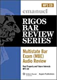 Multistate Bar Exam Audio Review: Property (Mbe Audio Review)