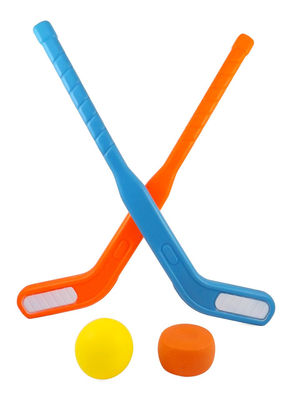 Hockey Stick Bundles Face Off Dual Hockey Sticks