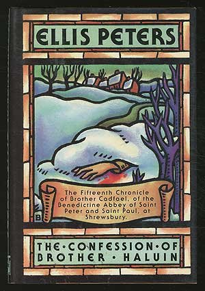 The Confession of Brother Haluin (Brother Cadfael Mysteries, No. 15) (No Brother compare prices)