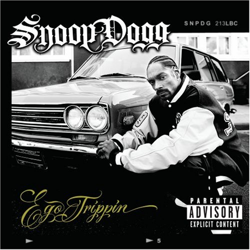 Original album cover of Ego Shittin' by Snoop Dogg