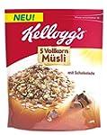 Kellogg's 5 Vollkorn M�sli Schokolade...