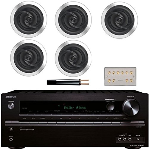 onkyo-home-cinema-system-with-aton-ceiling-speakers-wall-plate