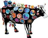 Cowparade Cow Parade Moo Potter Medium M ceramic