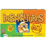 Ideal Instructures Wooden Block Construction Game