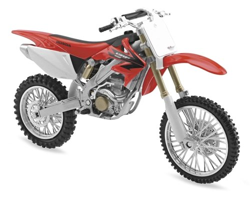 New Ray Toys Honda CR450R 2006 Offroad Bike 1:12 Scale 43463