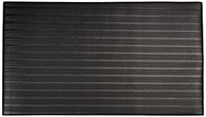 AmazonBasics Foam Kitchen/Office Comfort Standing Mat - 24x36-Inches, Black