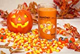 Candy Corn Scent Diamond Ring Jar Candle (Rings Inside Value From $10 to $5000)