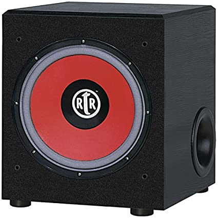BIC Eviction Series RTR-EV1200 Front-Firing Subwoofer