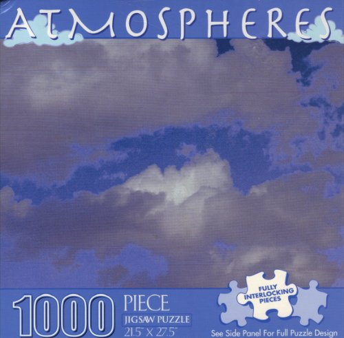 Atmospheres 1000 Piece Jigsaw Puzzle - 1