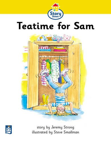 Story Street: Beginner Stage Teatime for Sam (SS)