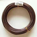 Bonsai Tree Training Wires: 250-gram roll: 2.0mm/95ft