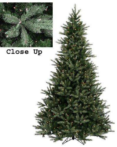 4.5' Pre-Lit Natural Frasier Fir Artificial Christmas
