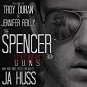 Spencer: Rook & Ronin, Volume 8 | J A Huss