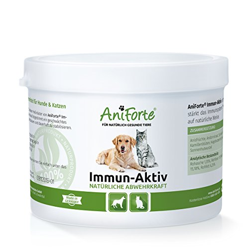 Artikelbild: AniForte Immun-Aktiv 250 g- Naturprodukt für Hunde und Katzen
