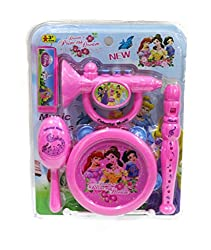 ToyTree Princess Musical Orchestra Club Set