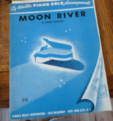 Moon River Piano Solo Cy Walter arrangement., by Henry Mancini