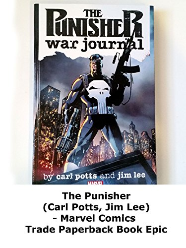 Review: The Punisher (Carl Potts, Jim Lee)