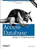 Access Database Design and Programming (Nutshell Handbooks) (1565926269) by Roman PhD, Steven
