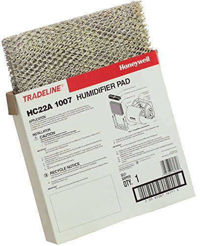 Honeywell HC22E1003 HE225 Humidifier Pad with Agion Coating (Honeywell Agion Pad compare prices)