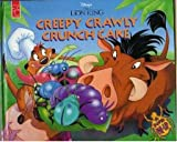 Disney's the Lion King Creepy Crawly Crunch Cake