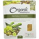 Organic Traditions Organic Powder, Triphala, 7 Ounce (Pack of 12)