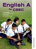 English A for CSEC (1408519453) by Pilgrim, Imelda