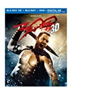 300: Rise of an Empire (Blu-ray 3D + Blu-ray + DVD + Digital HD UltraViolet Combo Pack) by Warner Home Video