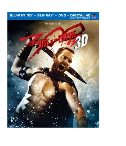 300: RISE OF AN EMPIRE スリーハンドレッド 帝国の進撃 [Blu-ray 3D + Blu-ray + DVD + Digital HD UltraViolet Combo Pack] (輸入盤)