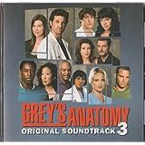 Grey's Anatomy Original Soundtrack Volume 3