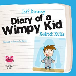 Diary of a Wimpy Kid | Livre audio