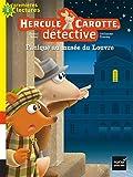 """Afficher """"Hercule Carotte, détective n° 6 Panique au musée du Louvre"""""""