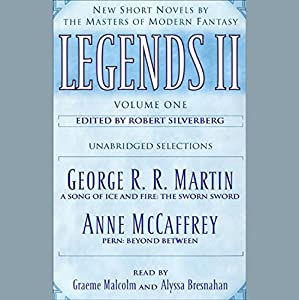 Legends II, New Short Novels by the Masters of Modern Fantasy Audiobook