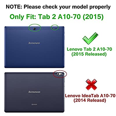 HOTCOOL Lenovo Tab 2 A10-70 2015LA10-parent Case from HOTCOOL Brand Factory