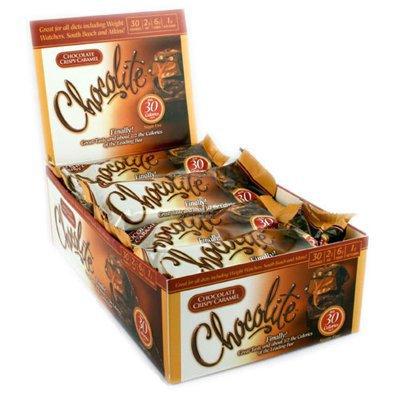 Chocolate Crispy Caramel Candy 16 Count