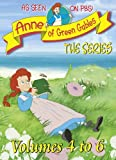 Anne of Green Gables: The Animated Series 4-6 [DVD] [Region 1] [US Import] [NTSC]