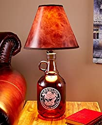Beer Bottle Table Lamp Home Man Cave Decoration