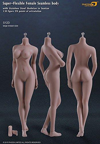 phicen-limited-1-6-scale-super-flexible-seamless-women-body-suntan-series-bust-l-s12d