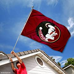 Buy FSU Florida State Seminoles University Large College Flag by College Flags and Banners Co.