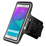 Black SumacLife Outdoors Sport Armband Case For Samsung Galaxy Note Edge / Samsung Galaxy Note Edge / Samsung...