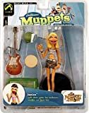 """MUPPETS SERIES 5 """" JANICE """" w/ PINK TOP VARIANT MOC"""