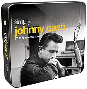 Simply Johnny Cash (3cd Tin)
