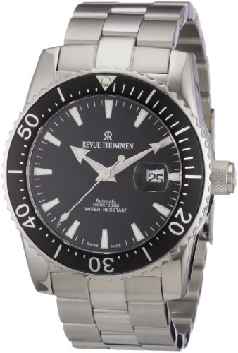 Revue Thommen Herrenarmbanduhr Diver Professional 17030.2137