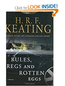 Rules, Regs and Rotten Eggs  - H. R. F. Keating