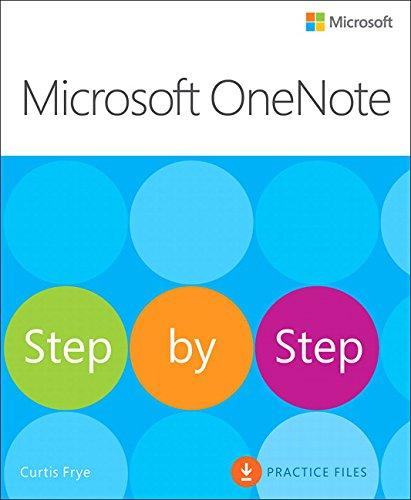 Microsoft OneNote 2016 Step by Step (Step By Step (Microsoft))